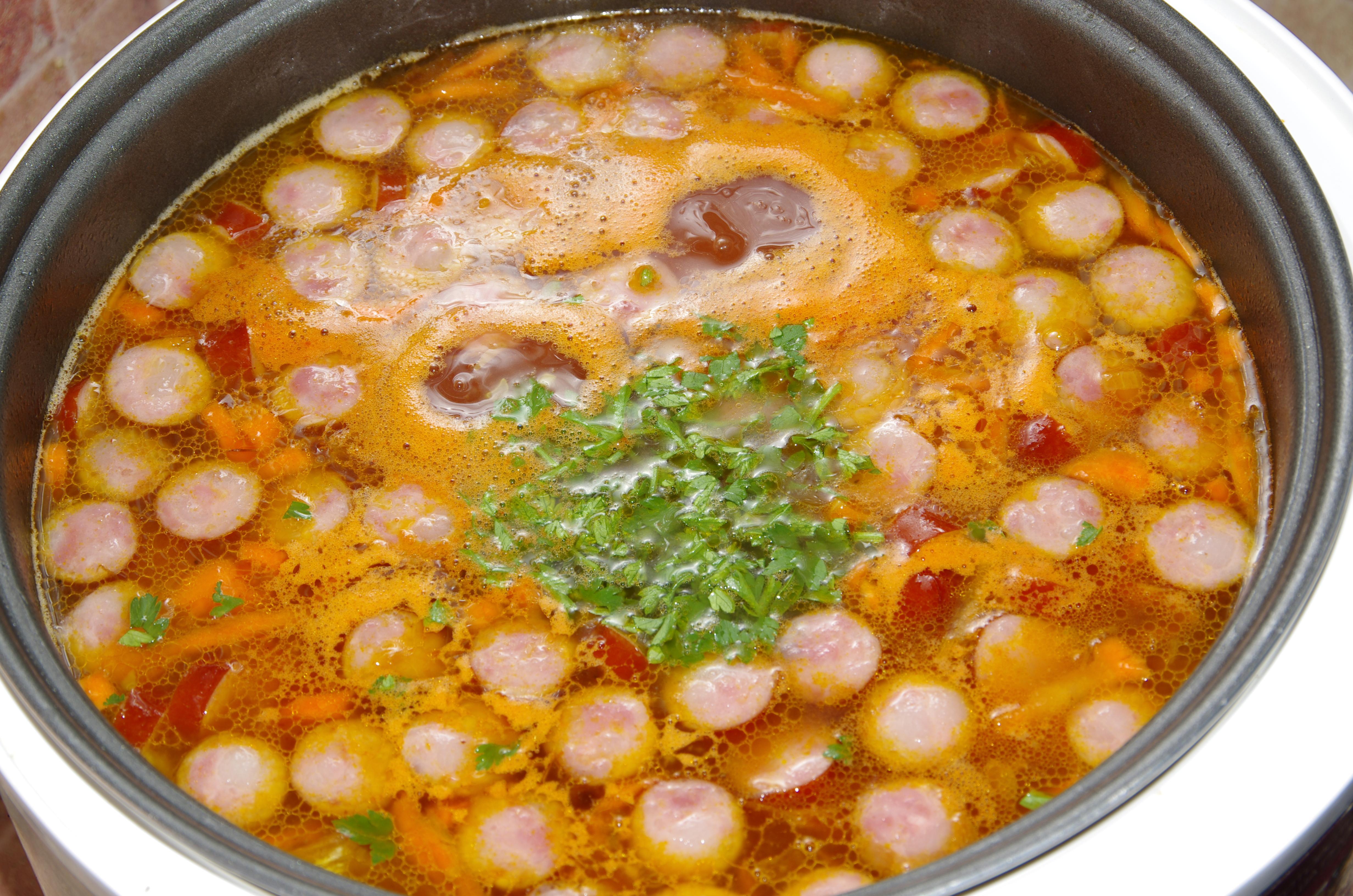 приготовить суп солянку пошаговый рецепт с фото каждый найдет