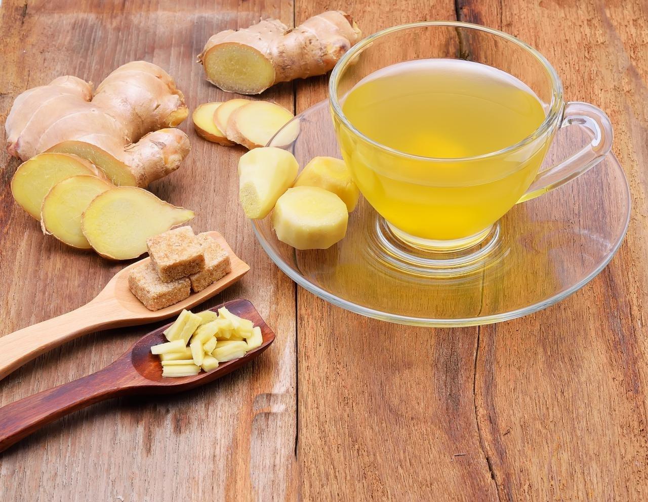 как сделать имбирь с лимоном для похудения