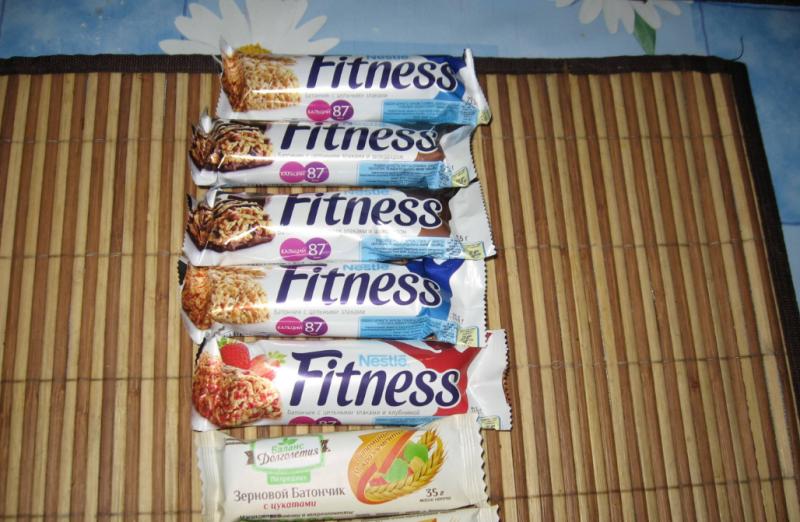 Фитнес-батончики: виды, состав, калорийность, польза и вред, БЖУ