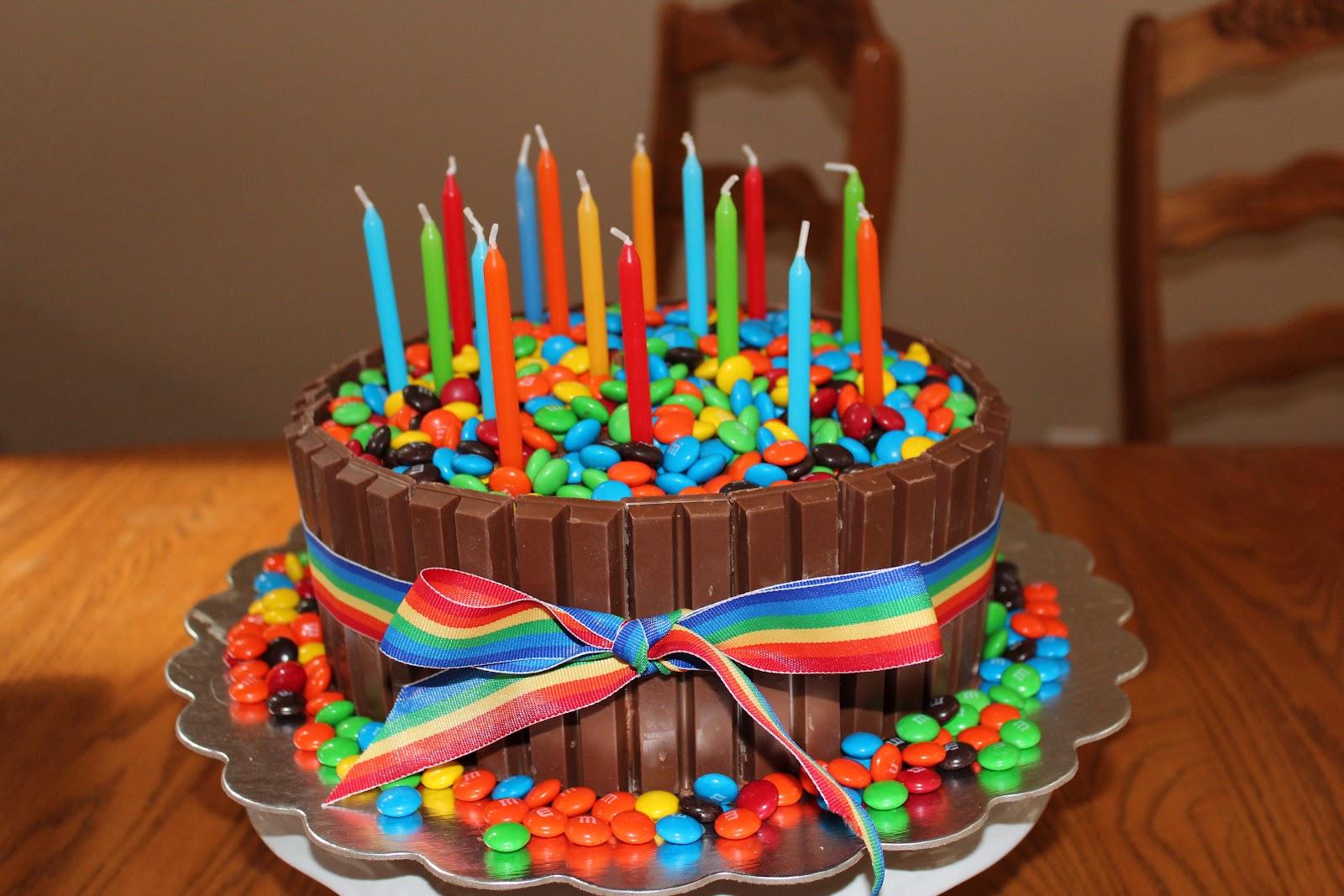 праздничный торт своими руками пошагово с фото всём