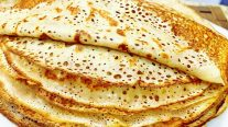 Блины на сыворотке тонкие с дырочками – 6 рецептов