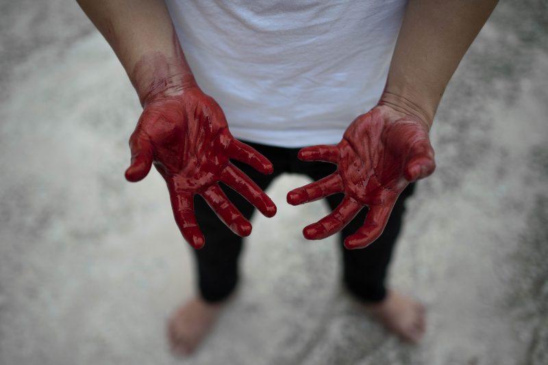 Сонник близкий человек в крови