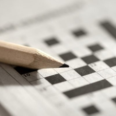 "hen crossword puzzles debuted in the early twentieth century, the New York Times was very critical of them, calling them ""a primitive sort of mental exercise."" In 1942, the Times published its first crossword puzzle, and today, the New York Times crossword is the most famous one in America. Chec"