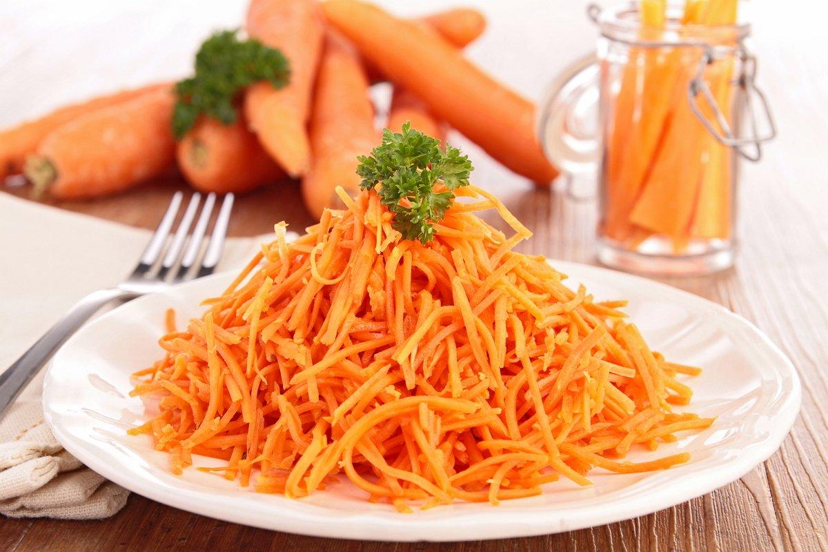 морковь на ужин для похудения