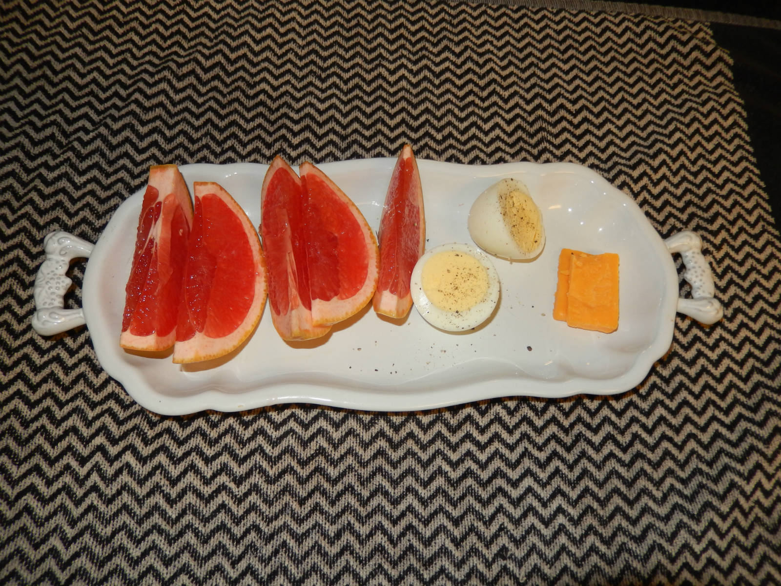 Диета на яйца и грейпфрут
