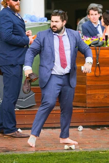 Фото с Мельбурнского кубка
