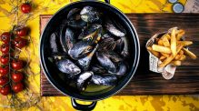 Как приготовить замороженные мидии – 7 вкусных и правильных рецептов