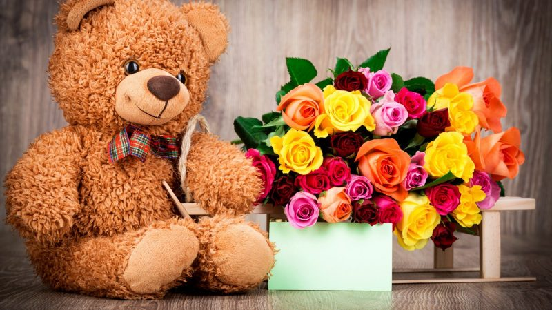 Изображение - Поздравление с днем рождения девушке в прозе короткие красивые plyusheviy_podarok-800x450