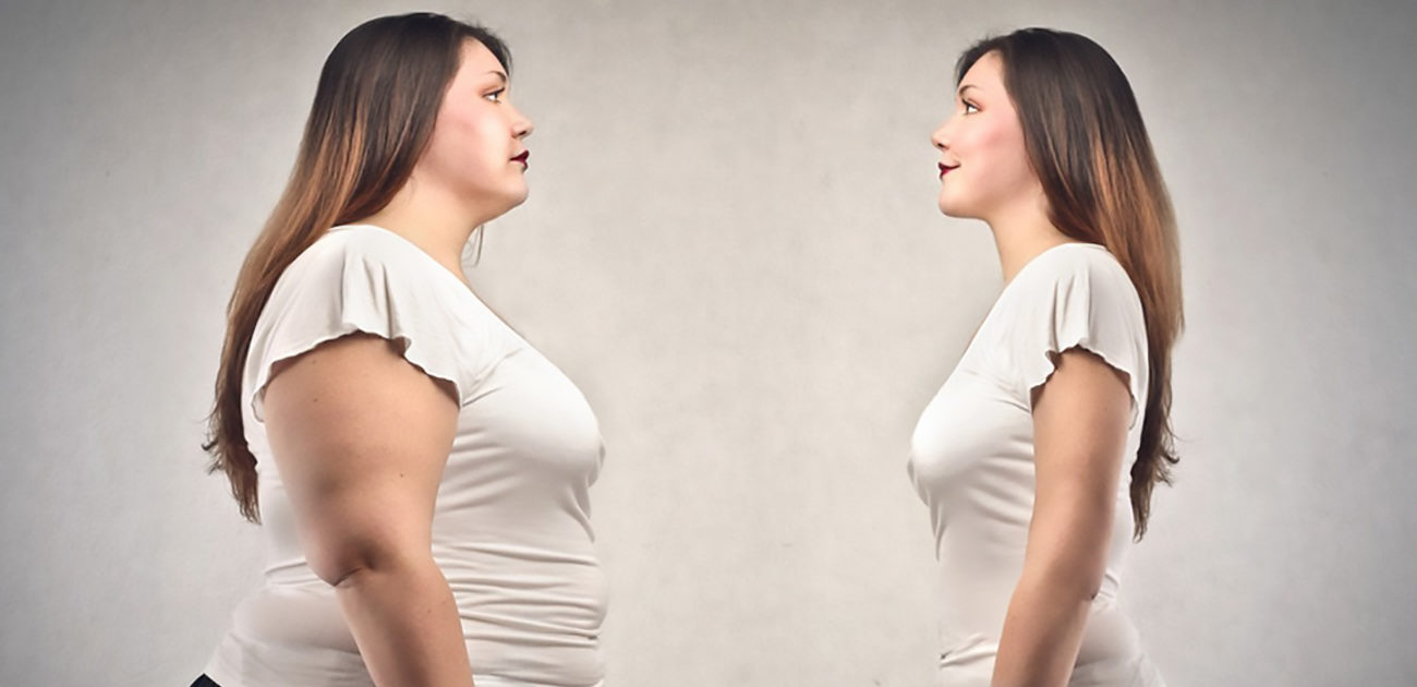 как надо похудеть живот