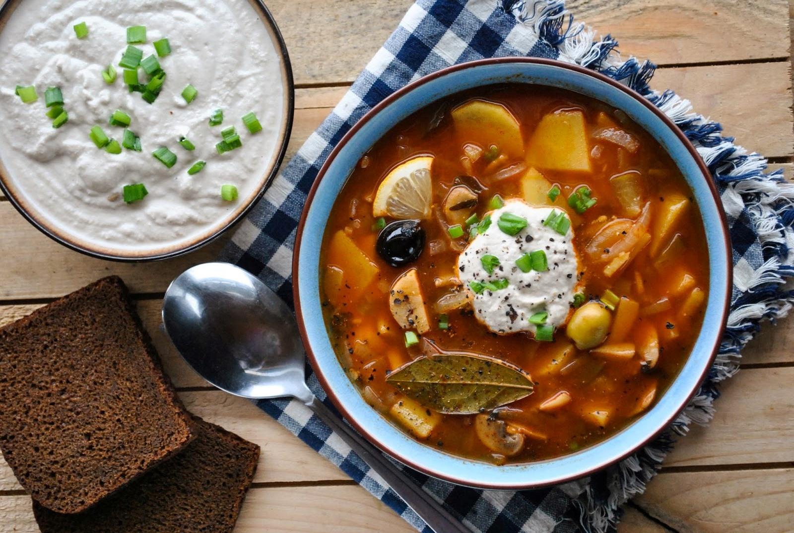супы на обед рецепты с фото распространение тюнинг
