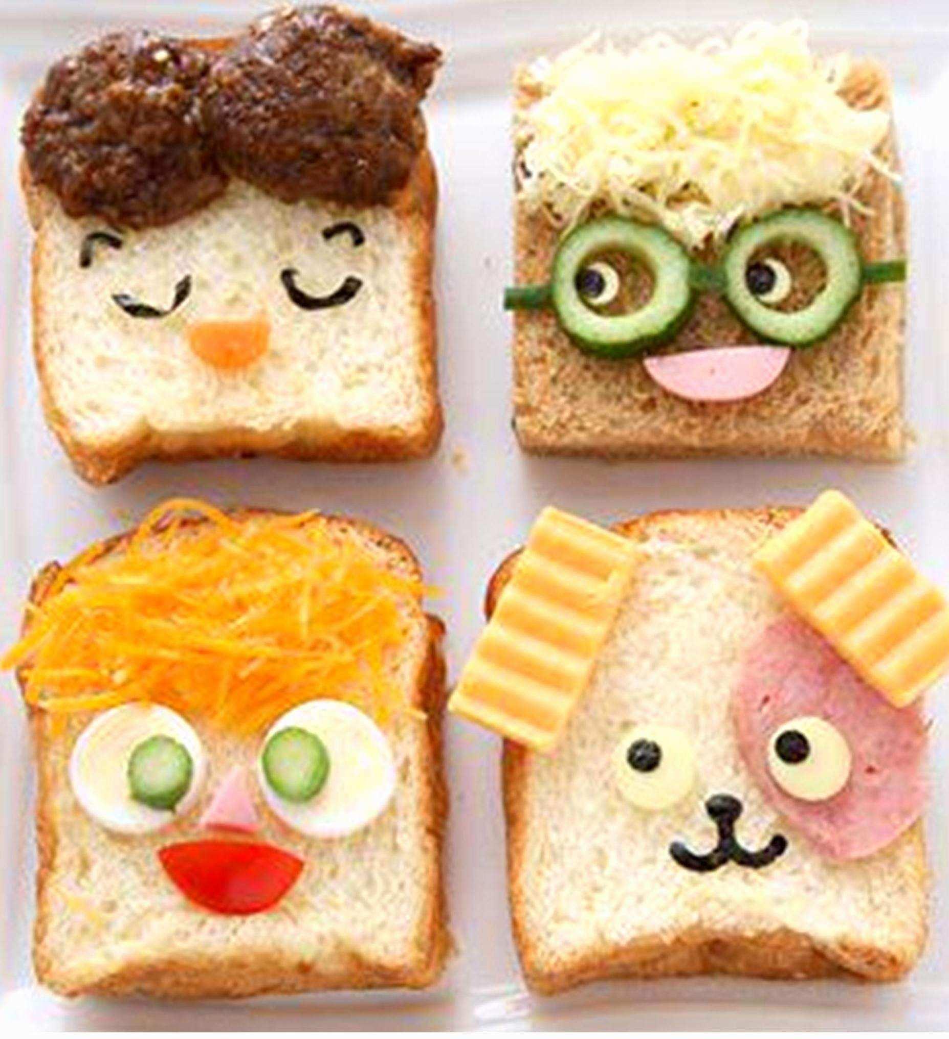 менее картинка прикольного бутерброда фрезеры комплектуются специальным