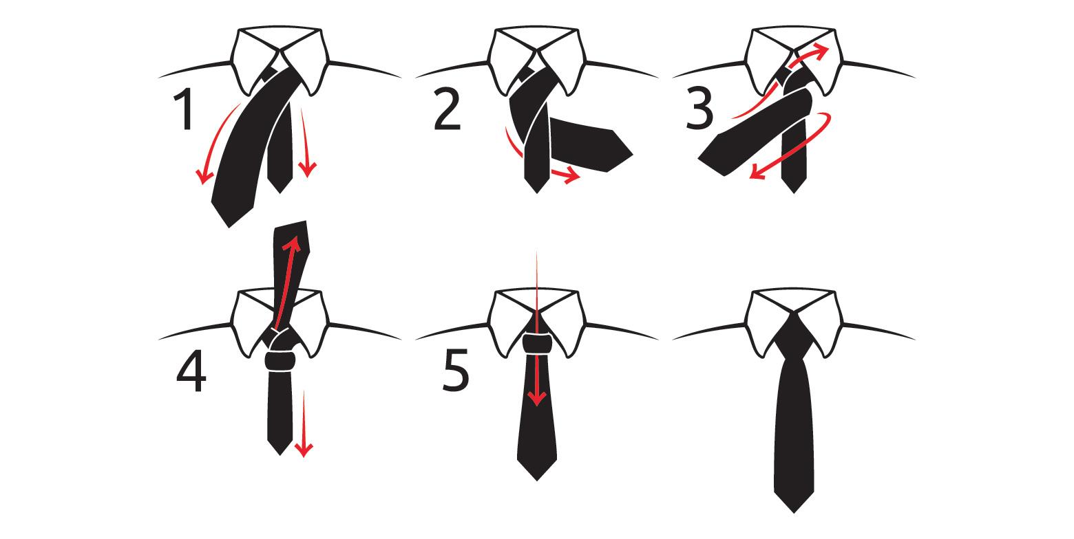 мебели схема завязки галстука фото это настоящий