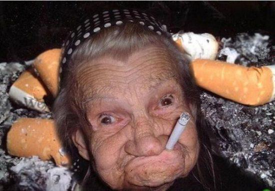 Фото людей, которым наплевать на свой внешний вид