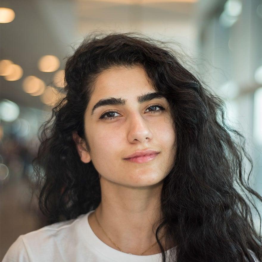 Портреты представителей 21 страны – проект фотографа из Турции, работающего в международном аэропорту