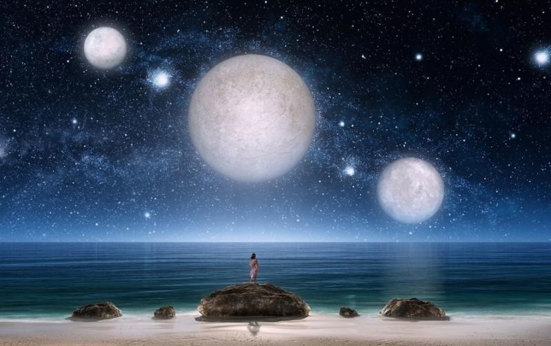Сонник Луна к чему снится Луна во сне видеть
