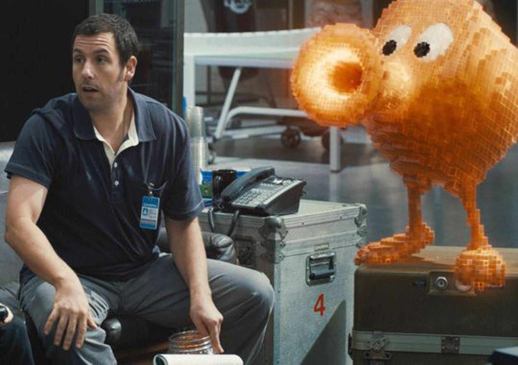 Комедии с Адамом Сэндлером: список лучших и самых смешных фильмов с участием актера