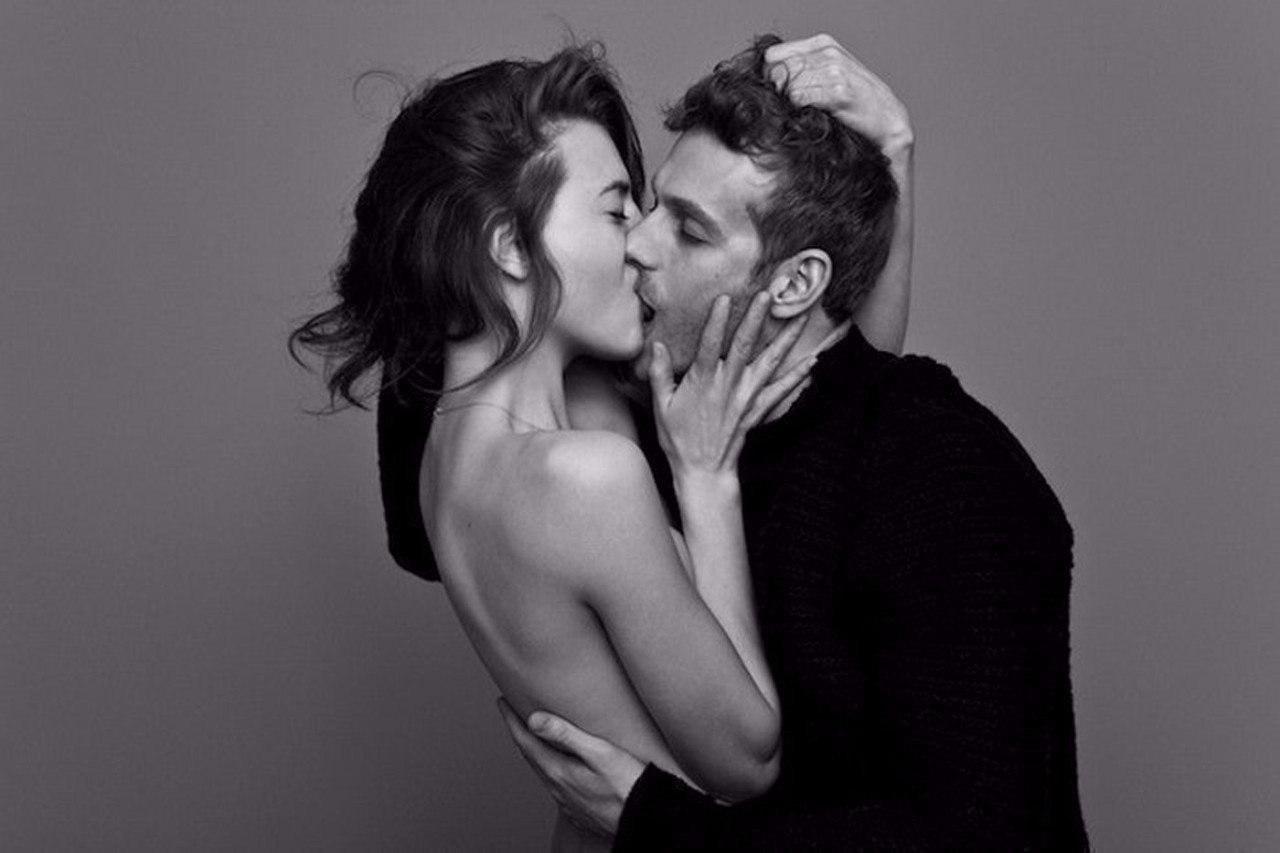 Сонник целоваться с незнакомым мужчиной в губы