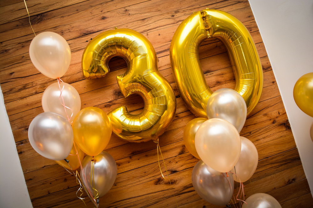 Красивые картинки с днем рождения мужчине 30 лет, поздравления рождением племянницы