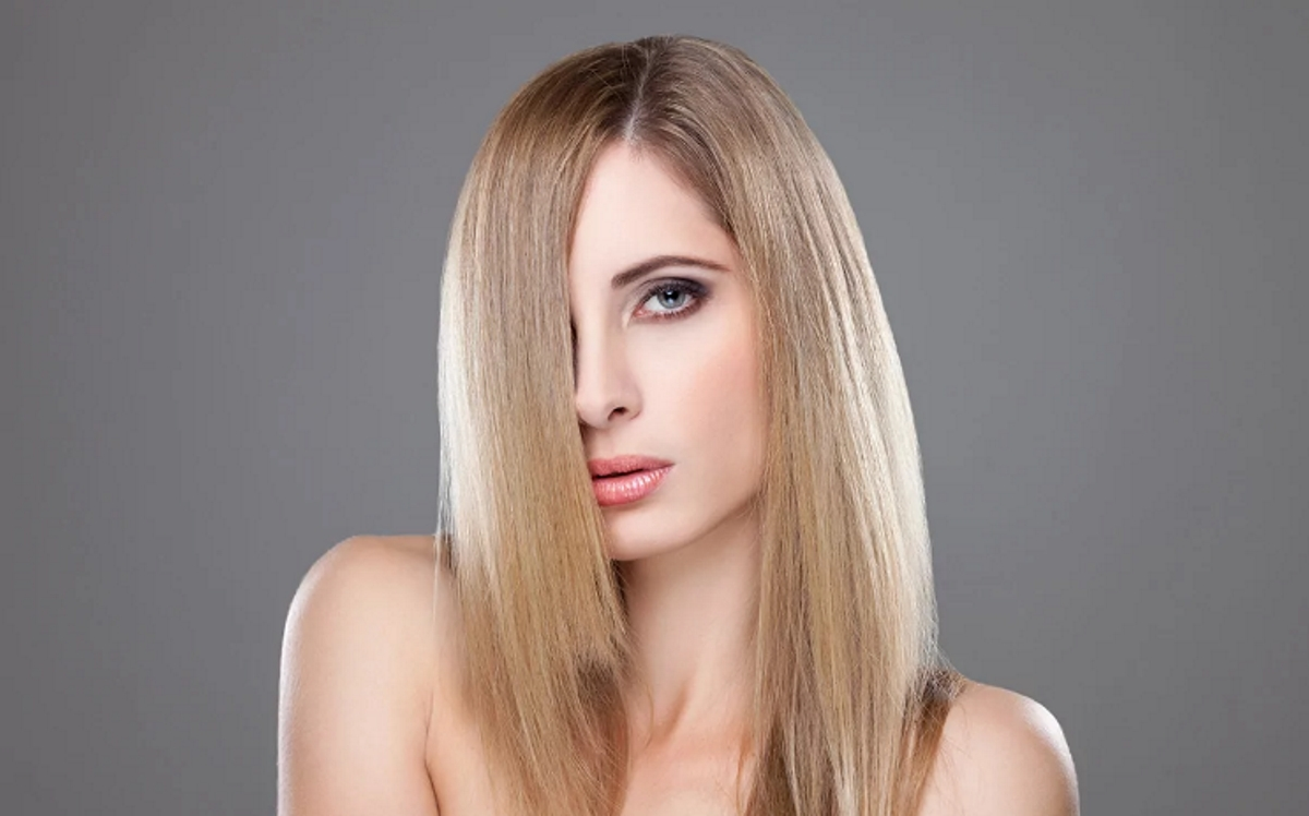 Картинки прически на длинные волосы без челки