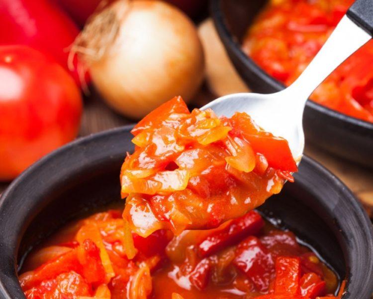 Лечо из болгарского перца - 7 самых вкусных рецептов классического венгерского блюда
