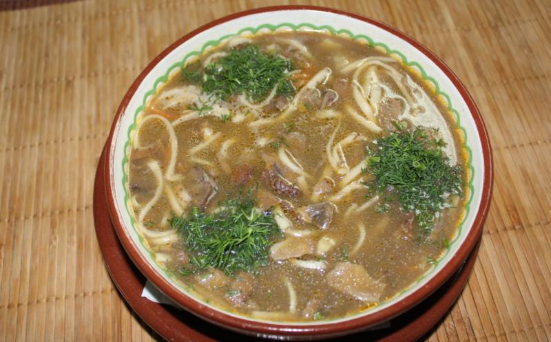 Грибной суп с курицей – 5 быстрых и вкусных рецептов