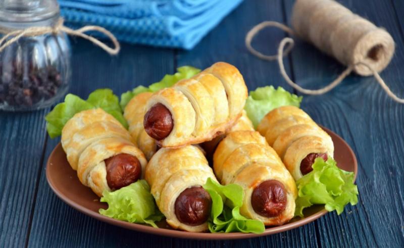 Французский хот-дог - 5 рецептов приготовления в домашних условиях
