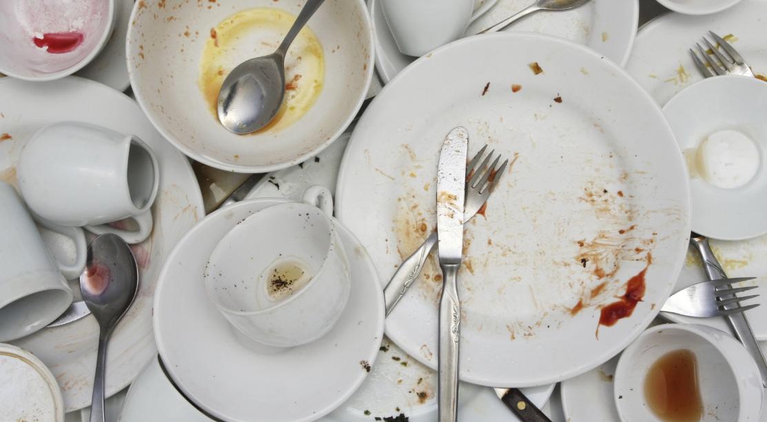 Сонник к чему снится грязная посуда