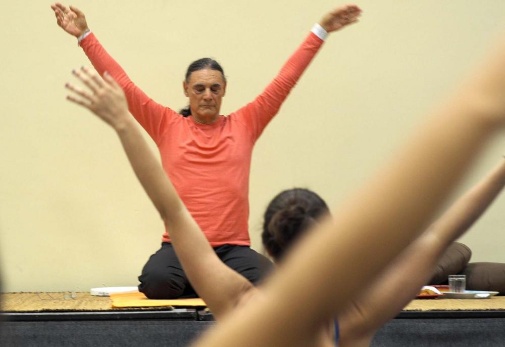 Тайная йога движения