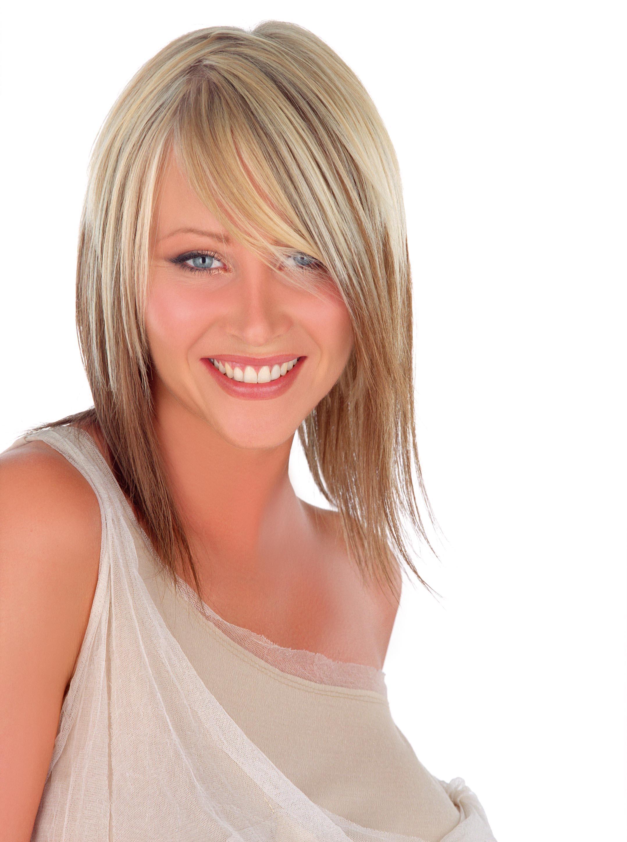 Стрижки для жидких и тонких волос фото