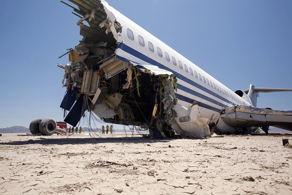 К чему снится авиакатастрофа со стороны с моим участием сонник