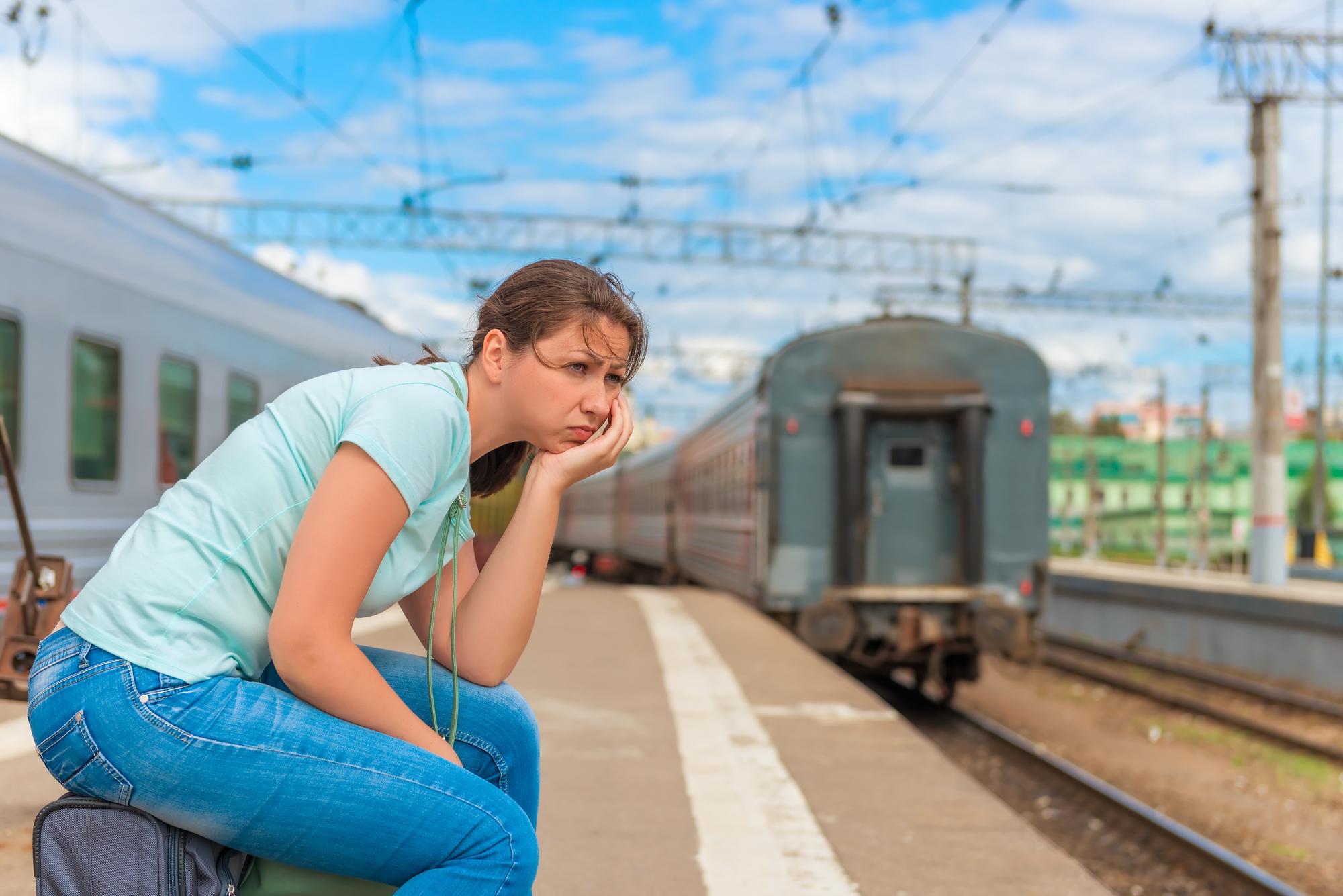 Сонник опоздать на поезд во сне к чему снится опоздать на поезд