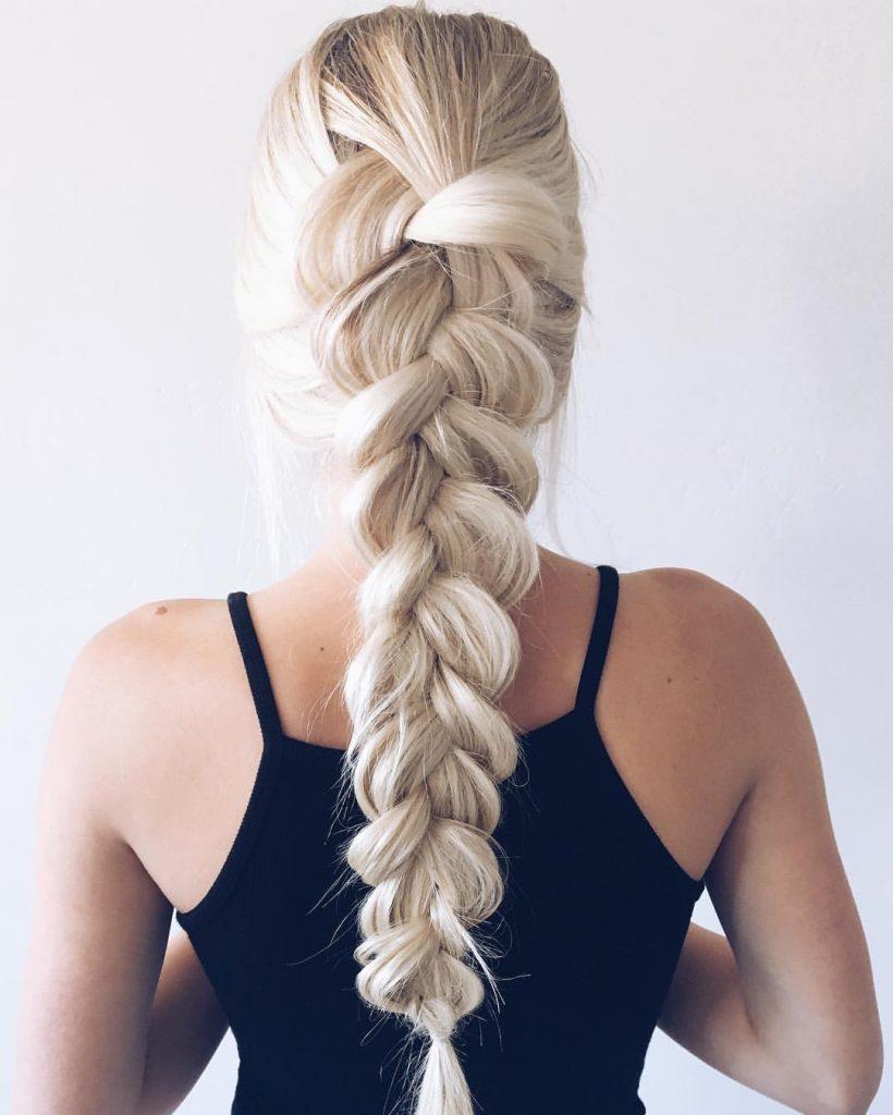 Kako ubrzati rast kovrdzave kose