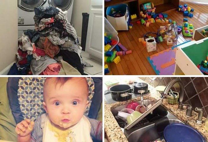 20 фотоприколов, в которых узнает себя каждая мать