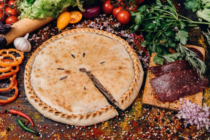 Осетинская кухня: особенности, история, национальные блюда