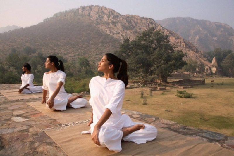 Янтра-йога - тибетская йога движения: история и описание практики