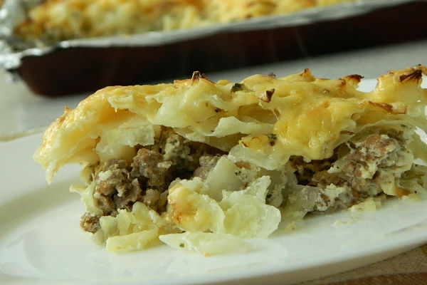 Картошка с фаршем в мультиварке - 5 вкусных рецептов приготовления