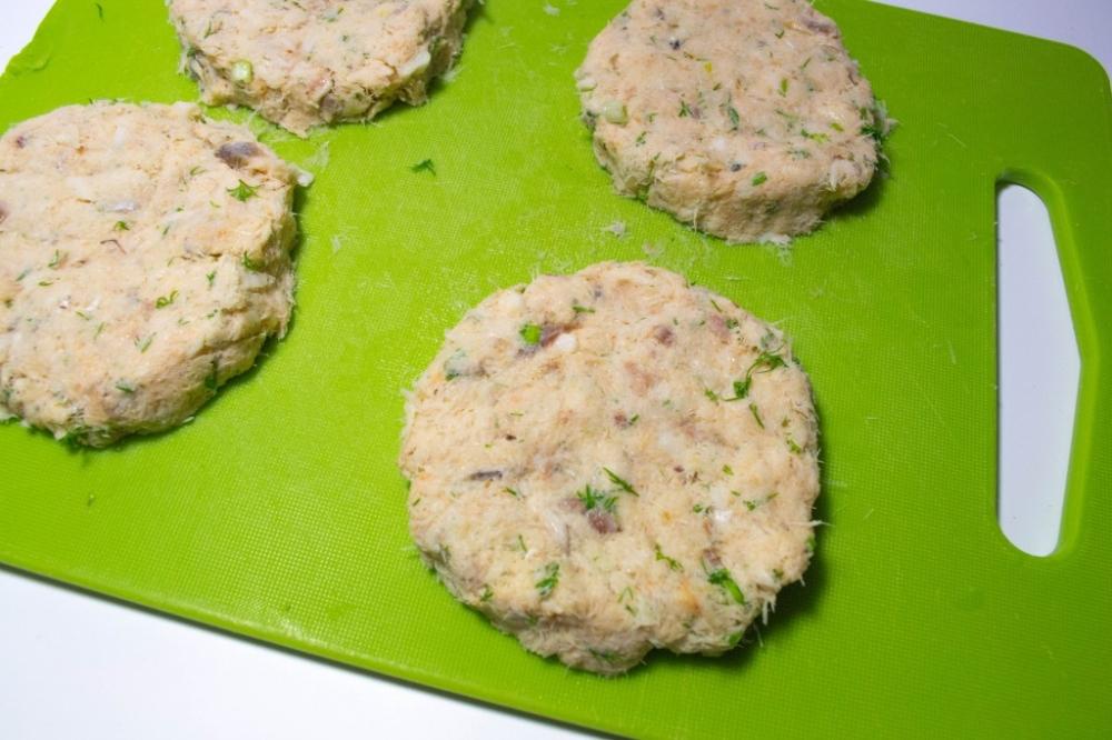 Котлеты из фарша минтая - 5 пошаговых рецептов приготовления