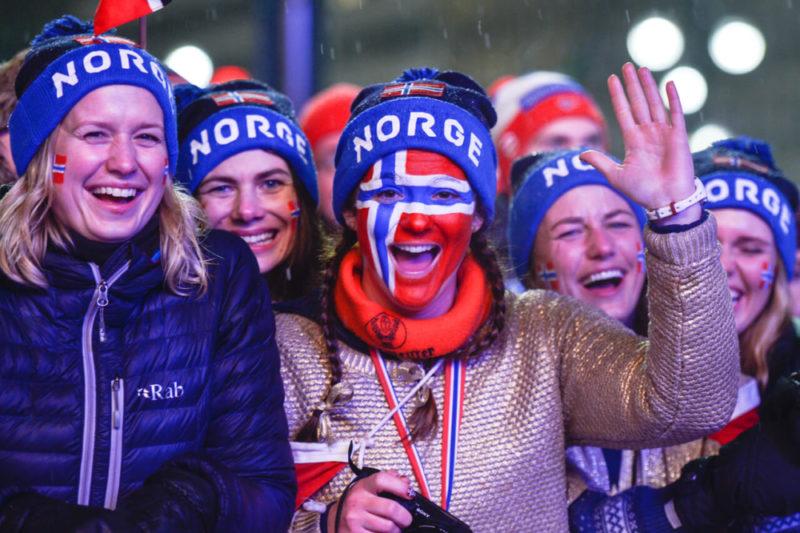Норвежские фамилии мужские и женские, красивые и распространенные