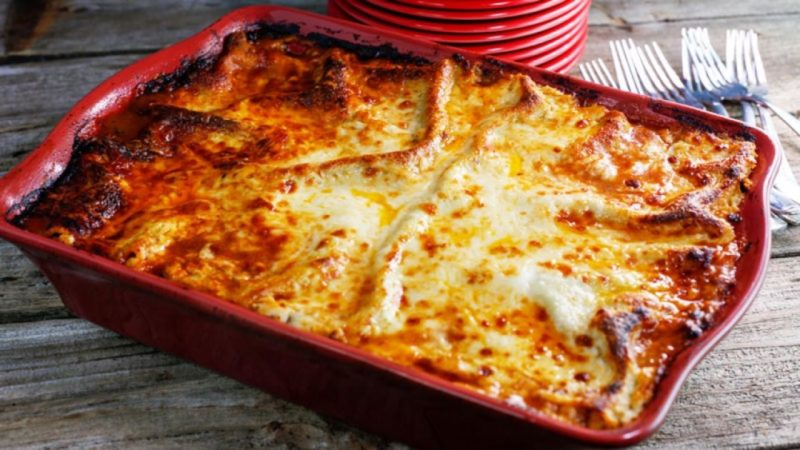 Соус для лазаньи − 5 рецептов приготовления в домашних условиях