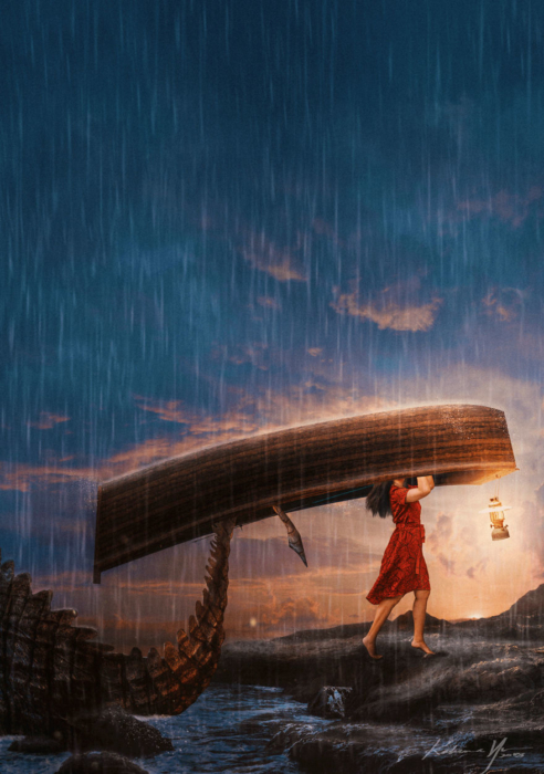Фантазийные миры от японского фотографа Катрины Ву, которые перенесут вас в другую реальность!