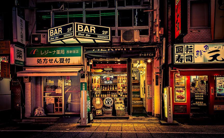 20 фотографий, доказывающих, что ночной жизни Японии просто нет равных