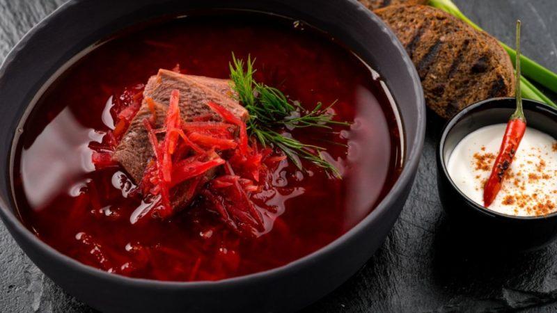 6 рецептов вкусного борща – как сварить самый вкусный борщ, секреты приготовления
