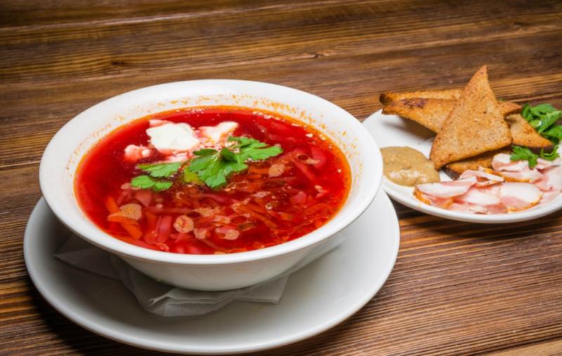 Как сварить борщ вкусно и правильно – 7 пошаговых рецептов
