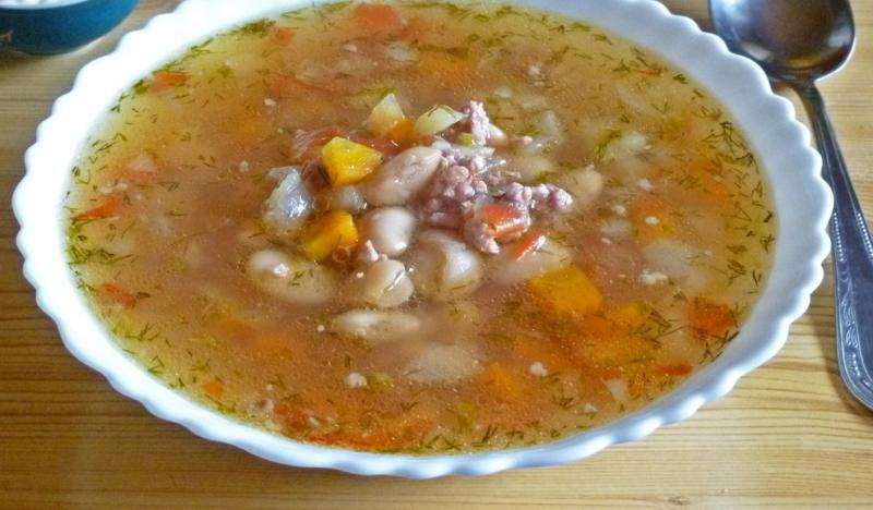 Суп с фаршем – 6 рецептов приготовления