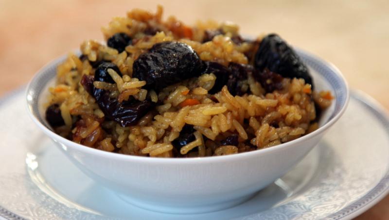 Сладкий плов – 6 рецептов, как приготовить в мультиварке и в духовке