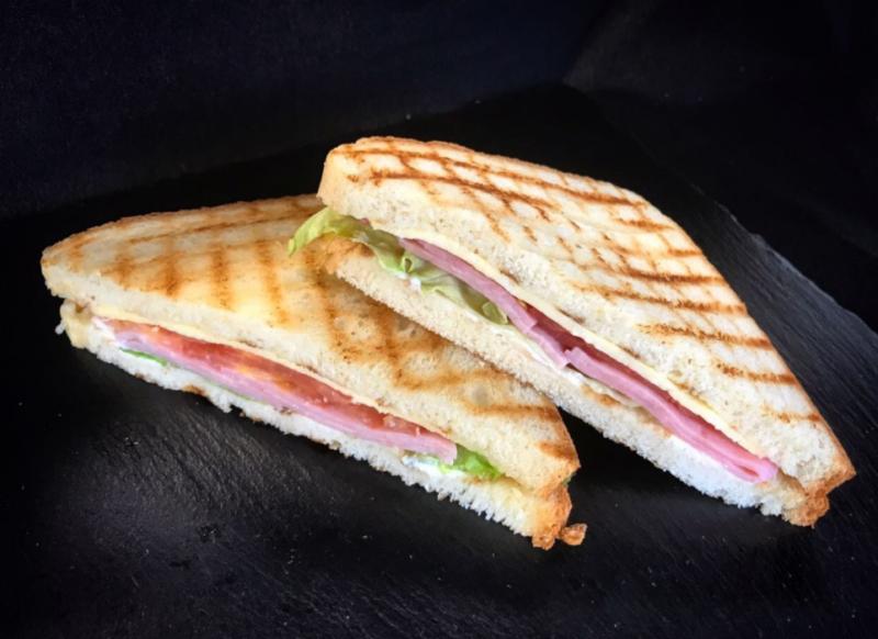 Клаб-сэндвич - 5 рецептов приготовления