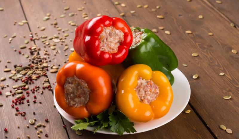 Фаршированные перцы – 7 самых вкусных рецептов