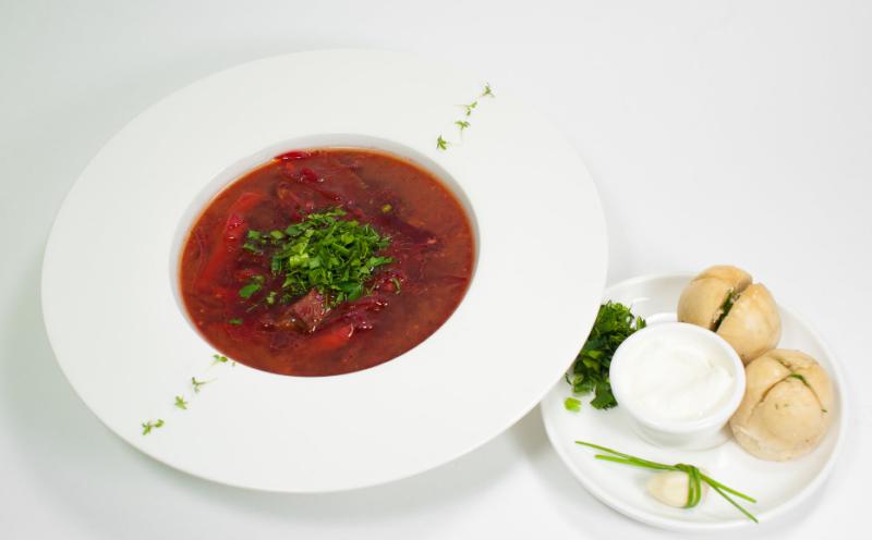 Борщ – 5 пошаговых рецептов приготовления