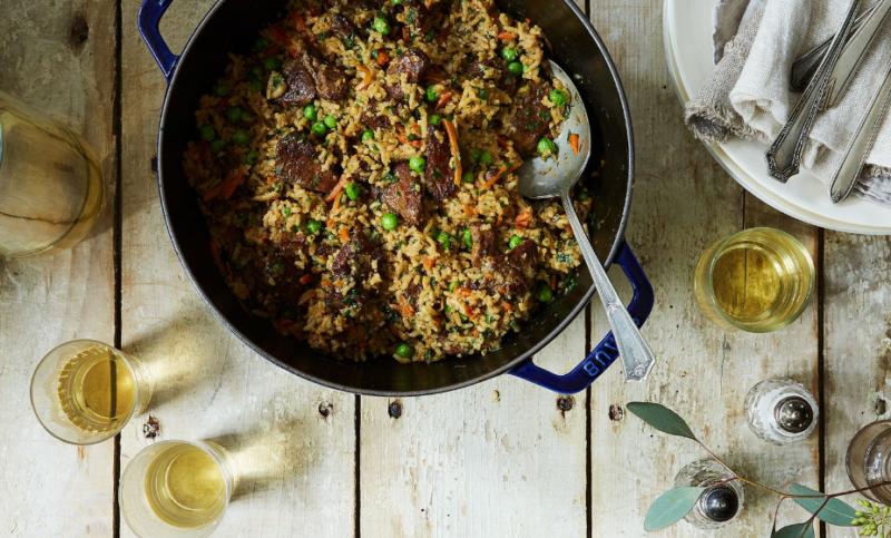 Как приготовить плов из свинины в мультиварке, в казане, на сковороде – 5 рецептов