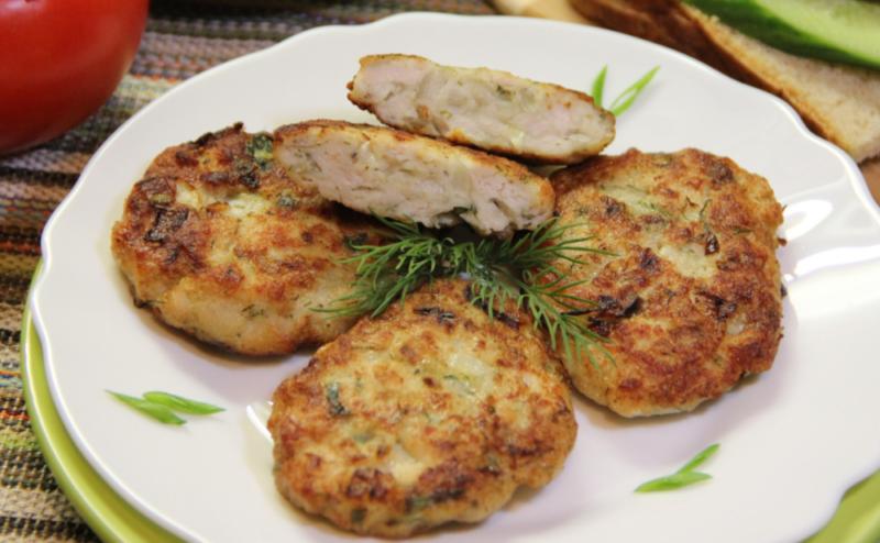 Сколько калорий в куриной котлете, приготовленной разными способами, пищевая ценность блюда